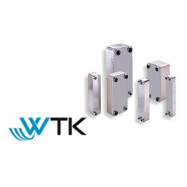 Пластинчастий теплообміник WTK P15-40 EVF