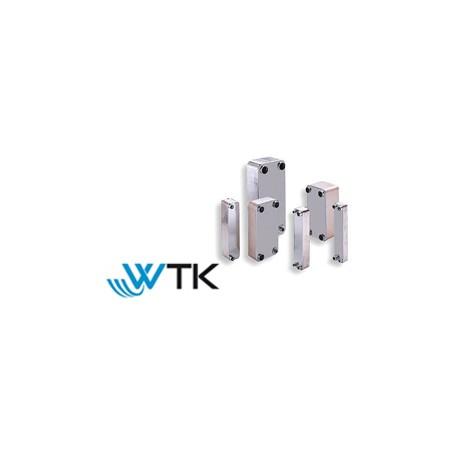 Пластинчастий теплообміник WTK P7-40 EVF
