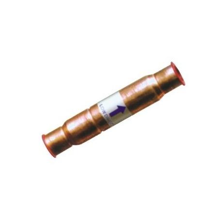 """Зворотній клапан 7/8"""" пайка 6,6 м.куб/год"""