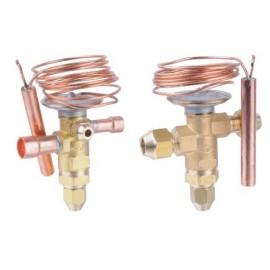 Термо-регулюючий клапан Hezhou HLRXSE R404A/R507 (-46TO-6)