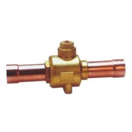 Кульовий вентиль CASTEL 6590/M10 (10 мм, 3 м.куб/ч.)