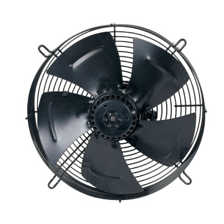 Вентилятор осьовий YDWF74L34P4-422N-350 (220V, 50Hz,4POLES,CL/F,IP54,SUCTION)