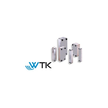 Пластинчастий теплообміник WTK P30-60 EVF