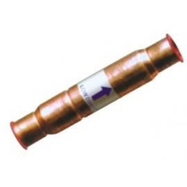 Зворотній клапан SANHUA YCVSH10-33GSHC-1 (12 мм. (15кРа) пайка)