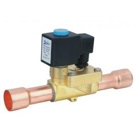 """Соленоїдний вентиль(клапан) Hezhou HLF64-3NS (3/8"""" пайка)"""