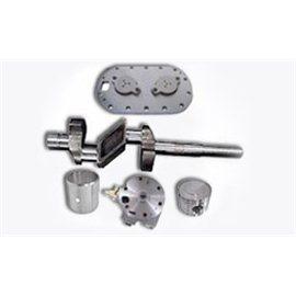 Втулки (комплект підшипників кочення до компрессора S15.51)