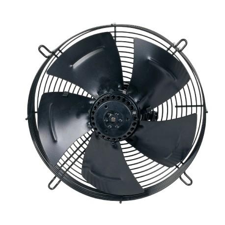 Вентилятор осьовий YDWF102L35P6-570N-500 (220V, 50Hz,6POLES,CL/F,IP54,SUCTION)